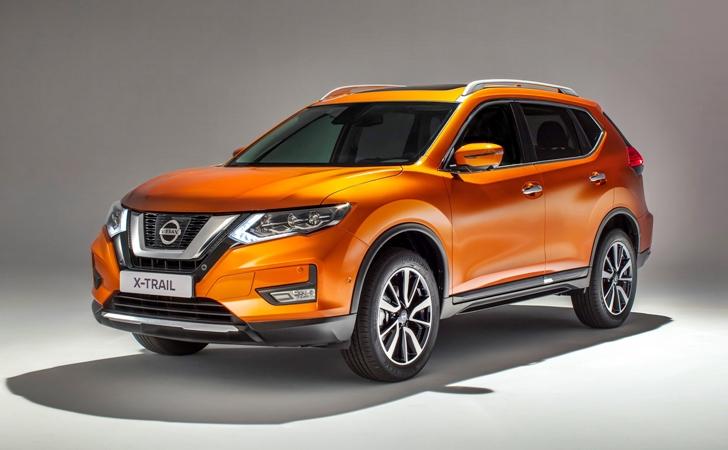 Makyajlı Nissan X-Trail fiyatları açıklandı