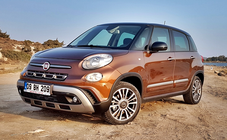 Fiat 500L Cross Plus 1.3 Mjet-II Dualogic