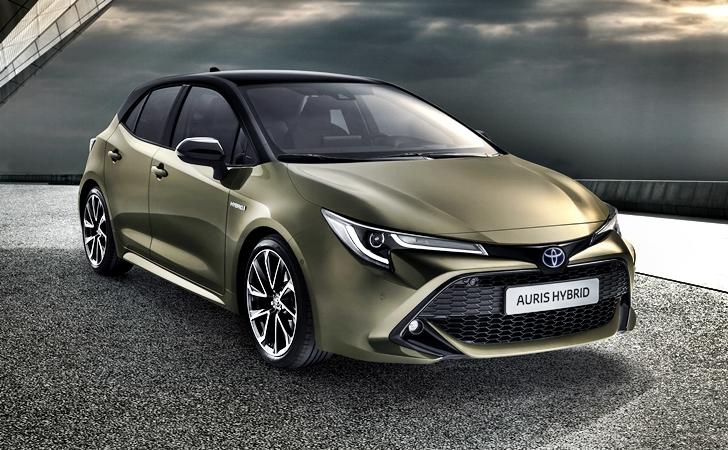 Ve işte karşınızda: Yeni nesil Toyota Auris