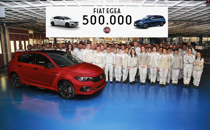 Makyaja 225 milyon Dolar: Fiat Egea
