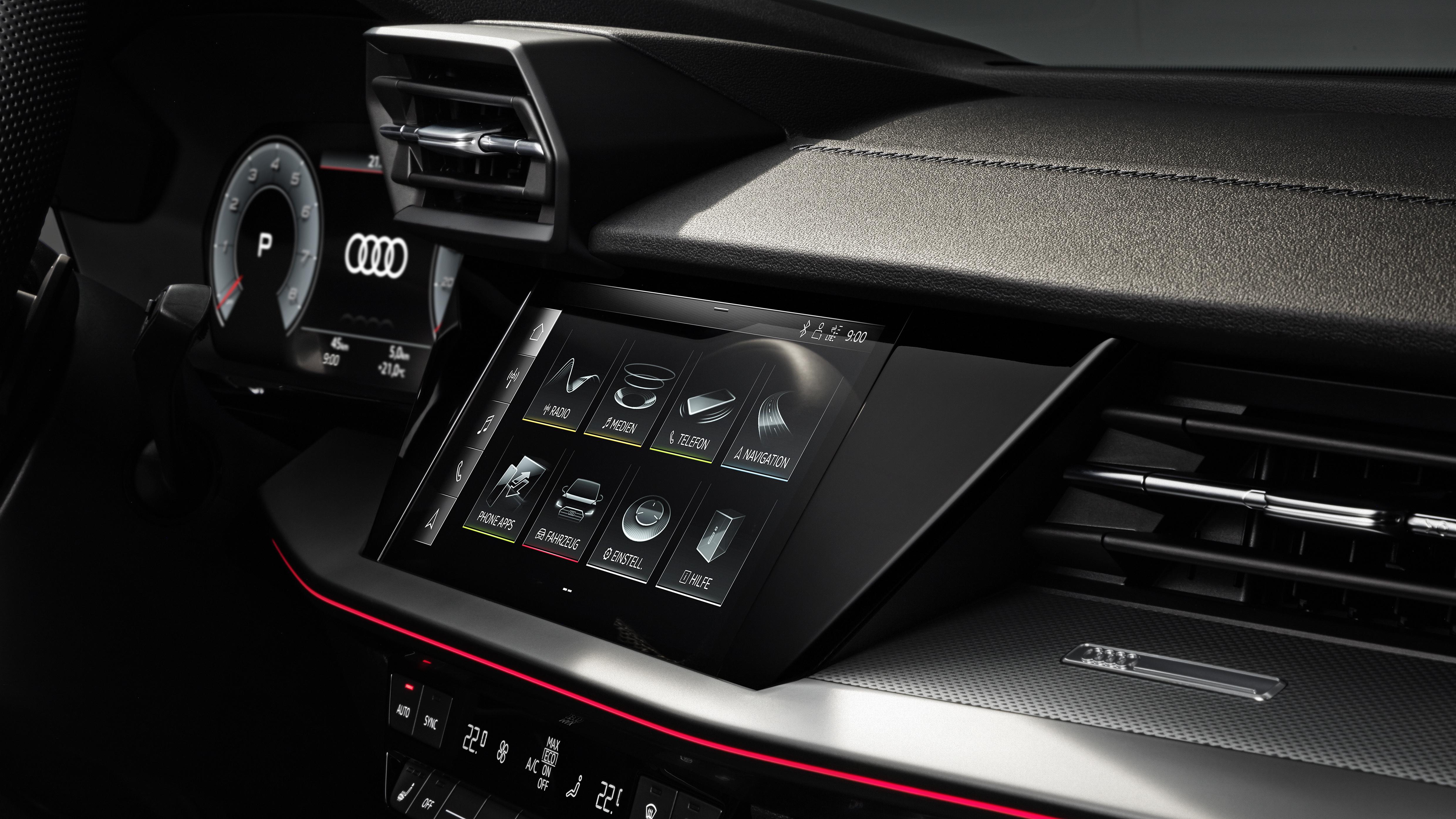 2021 audi a3 sedan yeni kasa