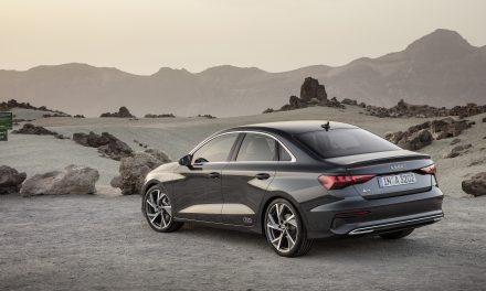 Ve işte karşınızda: Yeni nesil Audi A3 Sedan
