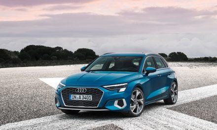 Ve işte karşınızda: Yeni nesil Audi A3 SB