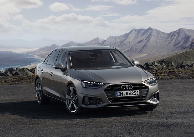 Makyajıyla karşınızda: Audi A4
