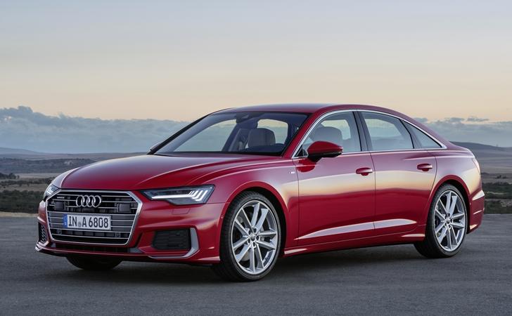 Ve işte karşınızda: Yeni nesil Audi A6