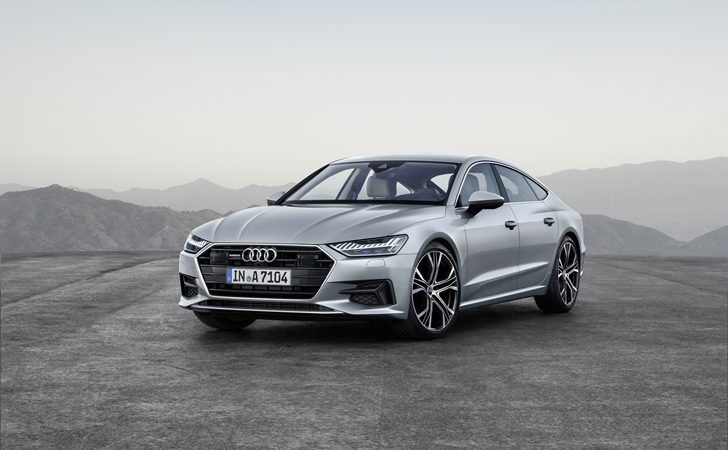 Ve işte karşınızda: Yeni nesil Audi A7 Sportback