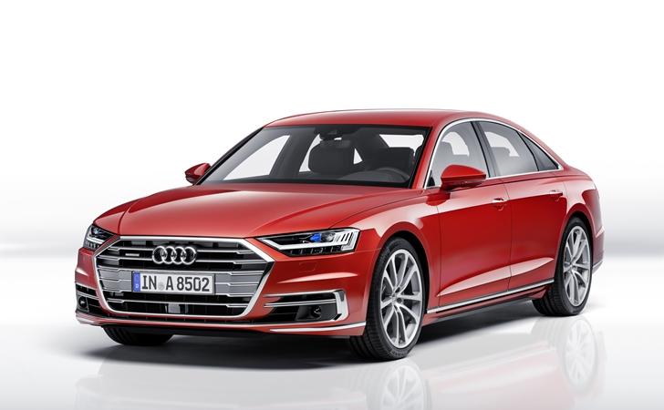 Ve işte karşınızda: Yeni nesil Audi A8