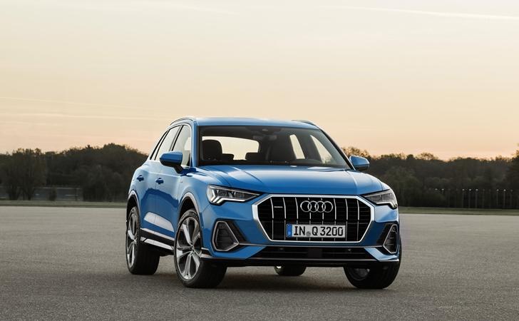 Ve işte karşınızda: Yeni nesil Audi Q3