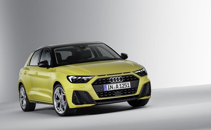 Ve işte karşınızda: Yeni nesil Audi A1 SB