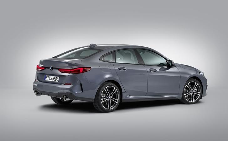Ve işte karşınızda: BMW 2 Serisi Gran Coupe