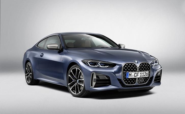 Fiyatları belli oldu: Yeni BMW 4 Serisi Coupe