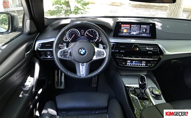 bmw 520d test yorum
