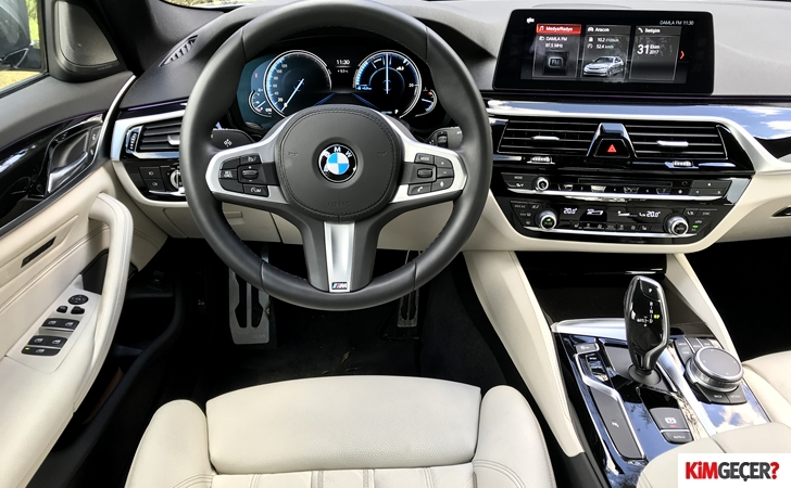 bmw 520i test yorum