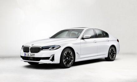 Satışa sunuldu: Makyajlı BMW 5 Serisi