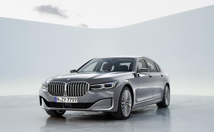 Makyajdan fazlası: BMW 7 Serisi