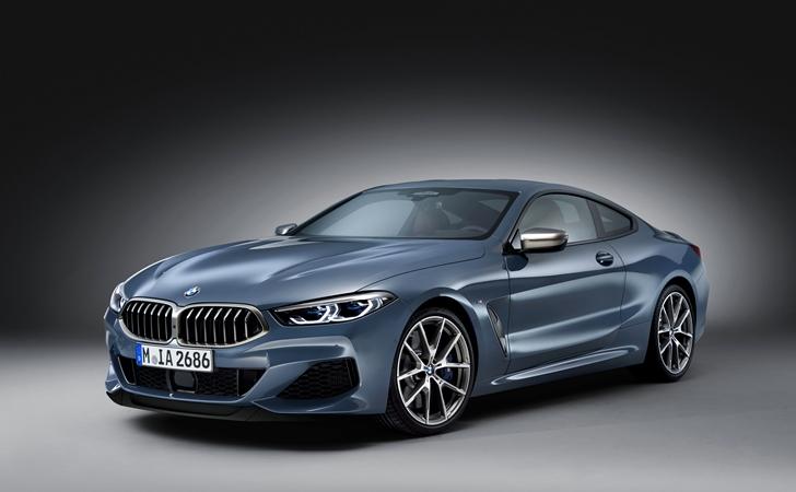 Ve işte karşınızda: BMW 8 Serisi Coupe