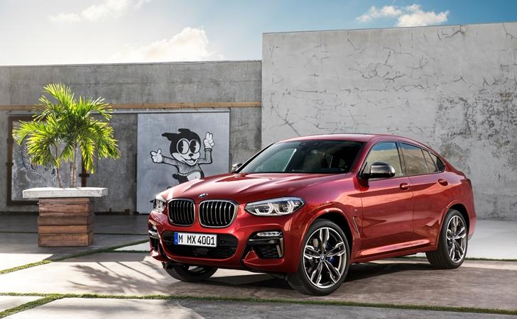 Ve işte karşınızda: Yeni nesil BMW X4