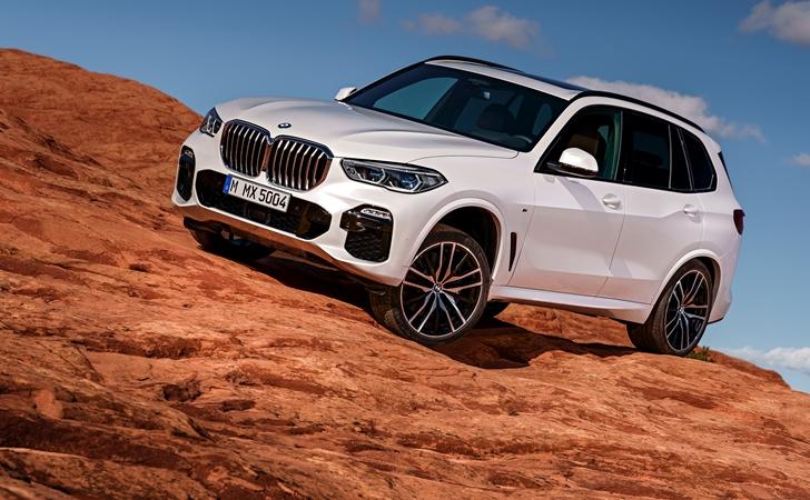 Ve işte karşınızda: Yeni nesil BMW X5