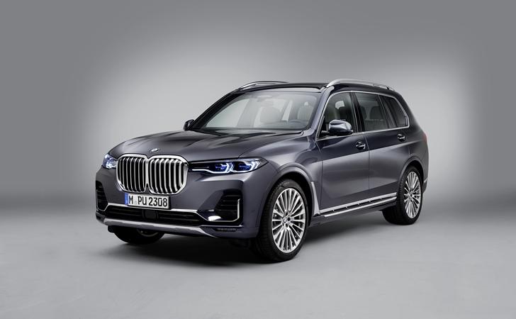 Ve işte karşınızda: BMW X7