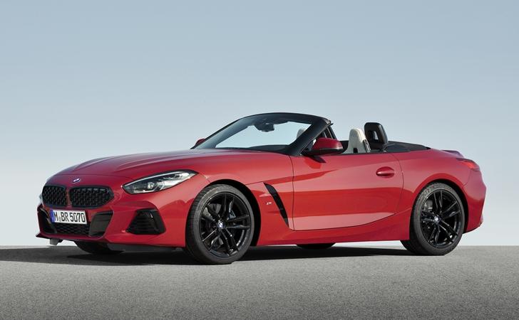 Ve işte karşınızda: BMW Z4