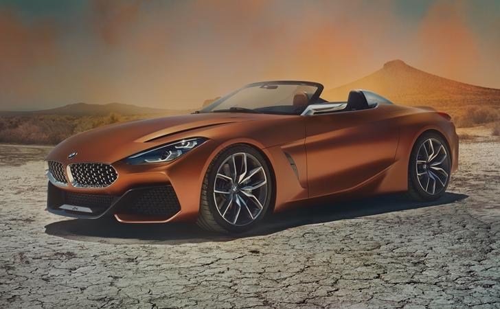 Ve işte karşınızda: BMW Concept Z4
