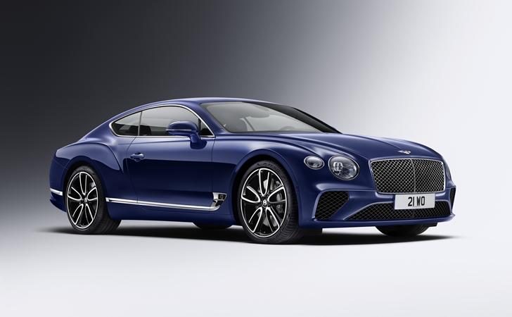 Müjdemizi isteriz, yenisi geldi: Bentley Continental GT