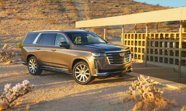 Ve işte karşınızda: 2021 Cadillac Escalade