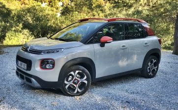 citroen c3 aircross test yorum
