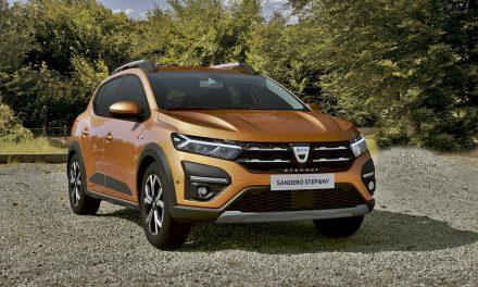 Yakında karşınızda: Yeni nesil Dacia Sandero ve Logan