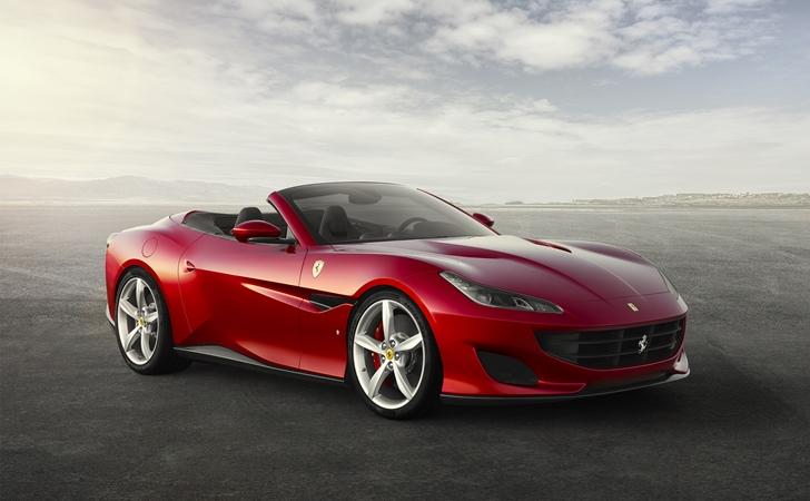 Ve işte karşınızda: Ferrari Portofino