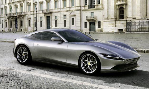 Ve işte karşınızda: Ferrari Roma