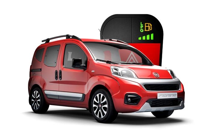 LPG'li ticari: Fiat Fiorino Eko