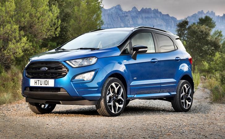 Bize de geliyor: Yeni Ford EcoSport