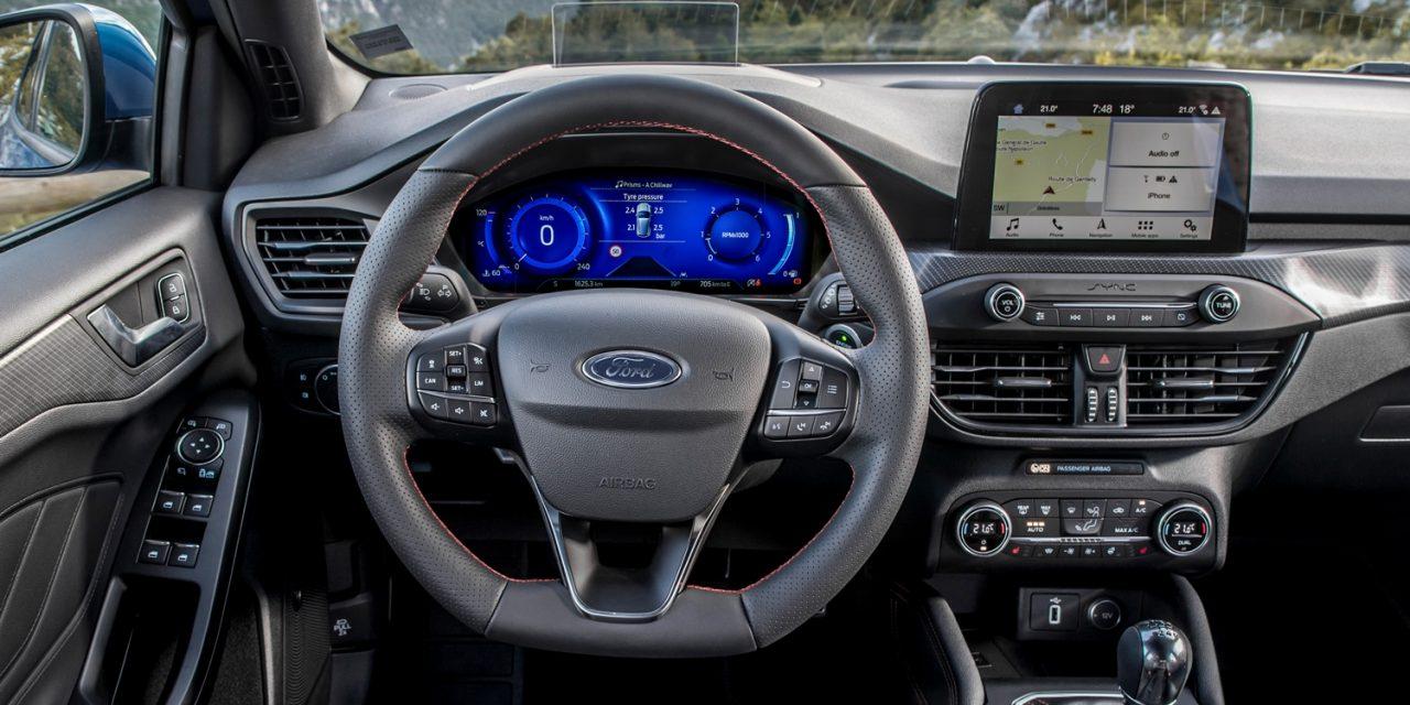 Ara güncelleme: Ford Focus EcoBoost Hybrid