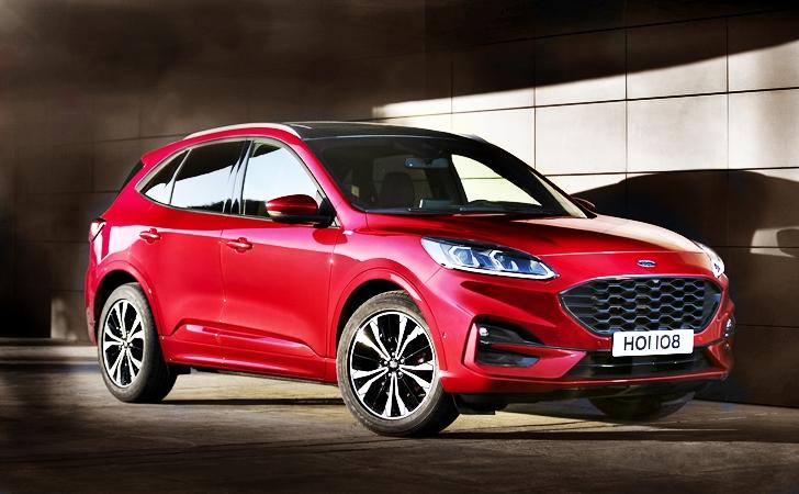 Satışa sunuldu: Yeni nesil Ford Kuga