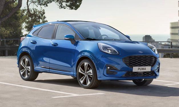 Satışa sunuldu: Ford Puma