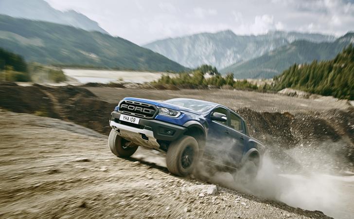 Satışa sunuldu: Ford Ranger Raptor