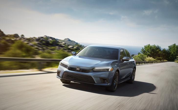 Ve işte karşınızda: Yeni nesil Honda Civic Sedan