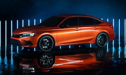 Geleceğin öngösterimi: Honda Civic Prototype
