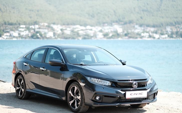 Satışa sunuldu: Makyajlı Honda Civic Sedan