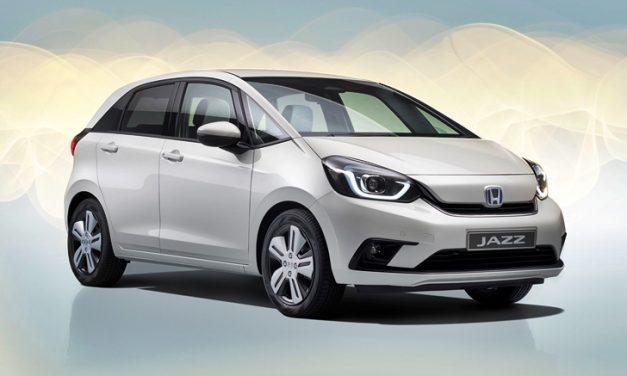 Ve işte karşınızda: Yeni nesil Honda Jazz