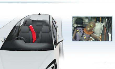 Güvenlikte yeni standart: Honda Jazz ve orta havayastığı