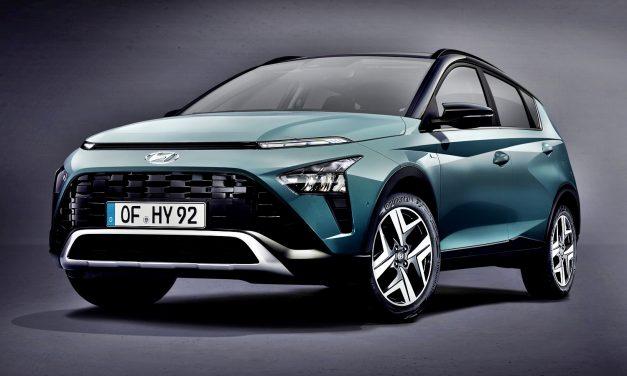 Ve işte karşınızda: Hyundai Bayon