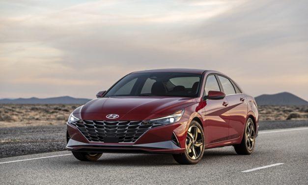 Ve işte karşınızda: Yeni nesil Hyundai Elantra