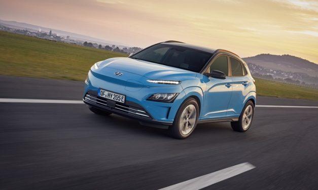 Makyajlı Hyundai Kona Electric 2021'de Türkiye'de