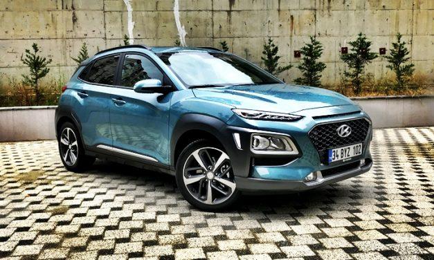 Hyundai Kona 1.6D DCT
