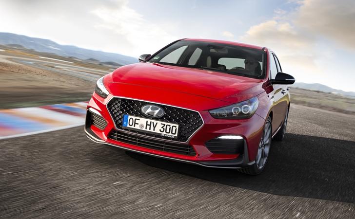 Hyundai i30'a sportif ek: N Line