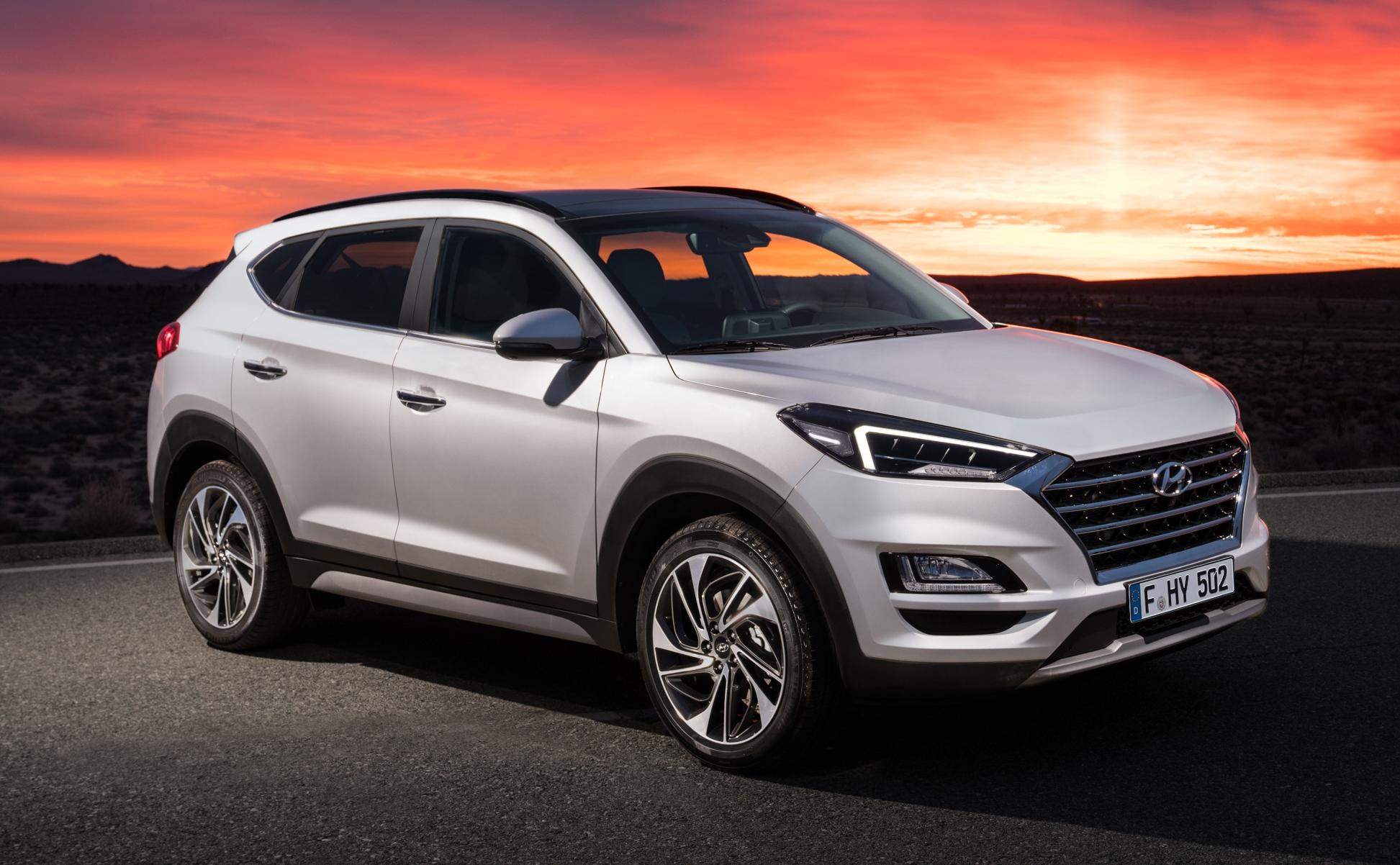 Fiyatı belli oldu: Makyajlı Hyundai Tucson
