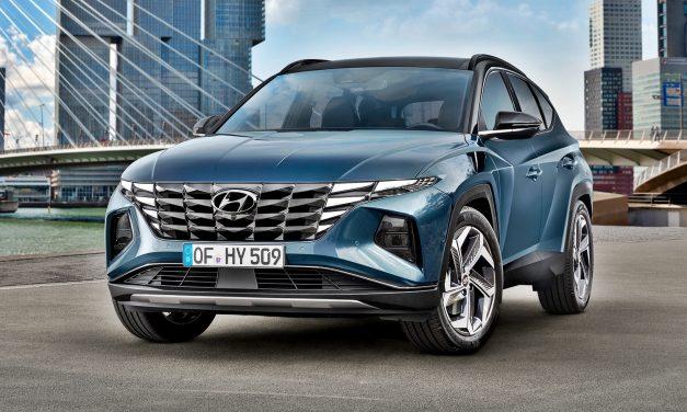 Ve işte karşınızda: Yeni nesil Hyundai Tucson