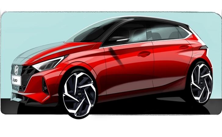 Sonbaharda geliyor: Yeni nesil Hyundai i20